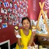 プーケットオールドタウンでアイスクリームタイム・学校へ迎えに行く前にぶらりカフェタイム