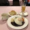『ステーキ東洋館』で米沢牛ハンバーグを食べてきたわ!【山形県米沢市】