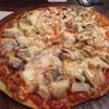 #アンコールワット個人ツアー(624) #アンコールワット旅行のおすすめレストラン[レッドピアノ]のピザ