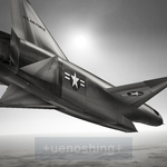 FSX XF-103 under renovation part 2