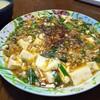 今日の晩飯 麻婆豆腐と中華風コーンスープを作ってみた