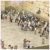 【イスラエル】嘆きの壁 ユダヤ教の聖地