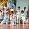 幼稚園のカポエイラ祭り