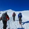 〈個人山行〉鳥海山&月山 ~山岳スキーの旅~