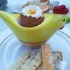 L'œuf à la coque ウフ・アラ・コック(半熟卵)