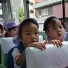 2歳児動物園遠足