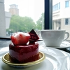 CAFE de la PRESSE(カフェドゥラプレス)@日本大通り 異国情緒漂うクラシカルな記者たちのカフェ