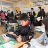 武内小学校『武雄花まる学園&ICT利活用教育』オープンデーが行われました