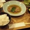 帯広市 昼と晩ごはんの店 ドマーニ食堂でカスベ煮定食
