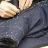 和光市K.Iさんの『ITALY DRAGO』ブレザー作り|肩入れ・上衿付け