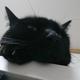 今日の黒猫モモ&白黒猫ナナの動画ー1063