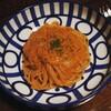カゴメトマトのスパゲッティ