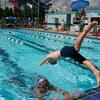 中級平泳ぎと目指せマスターズ