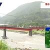 遠山川和田集落の落橋橋桁に思う~Thoughts on the Fallen Bridge in Wada community, Toyama River