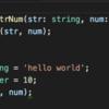 5 分で少し分かった気になる TypeScript 入門