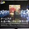 【展覧会】チームラボが金沢にやってきた!金沢21世紀美術館で『チームラボ 永遠の海に浮かぶ無常の花』を観てきたよ