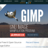 GIMPでボタン画像を作ってみよう!