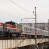 第372列車 「 甲194 東武鉄道70000系(71706f)の甲種輸送を狙う 」