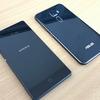 XperiaZ3使いがZenfone3の乗り換えてみた比較、感想まとめ