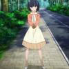 武装少女マキャヴェリズム  第12話  りんちゃん私服 さとりの笑顔