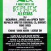 【ライブレポ】A NIGHT WITH THE RePHLeX ALL STARS[1998.12.04]