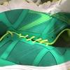安くて嬉しいダンロップのタイヤ靴。鮮烈なグリーンのマックスランライトを買ってみた。