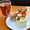 【新宿】高島屋 パティシェリア ~フレジェ&グリオット・ピスターシュ&プラリネ・ノワゼット~