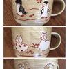 動物のマグカップ