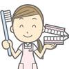歯画像あり【咬合調整】7月1回目歯科通院、左上6番の治療の続きと前歯の素焼き補綴物が完成