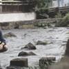 静岡県三島市に怠惰「地元」のミュージックビデオの撮影に行きました。