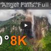 世界最大の落差の滝エンジェルフォール