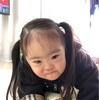 カフェ初め(3歳4ヶ月)