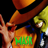 ジムキャリーの人気映画「MASK(マスク)」がオンラインカジノのスロットになっていた。