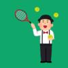 ラリーにしては超のどか!―ジャグリング技のムダ話その10:ジャグラーズテニス