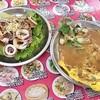 2018年台湾その8 士林夜市で麺、肉、小籠包。両足大興奮!のマッサージ