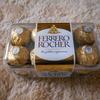 【フェレロ】イタリアチョコレート「ロシェ」実食!ヘーゼルナッツの歯触りをたっぷりと味わう!