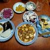 幸運な病のレシピ( 2399 )夜 :麻婆豆腐、ふろふき大根