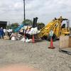 溜まってしまったゴミや粗大ゴミなど、ゴミ処理センターに直接持ち込んで処分!ただし土曜日は混んでいる!