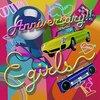 E-girls 新曲「Anniversary!!」公式YouTube動画PVMVミュージックビデオ、イーガールズ、アニバーサリー
