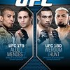 UFC 189 チャドメンデスVS コナ−マクレガー 今年のベストバウと候補!
