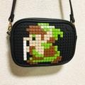 ドット絵で遊べるバッグ Upixel(ユーピクセル)を買ったよ!