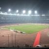 インドのプロサッカー観戦