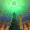 美しい天井画!ワット・パクナム(Wat Paknam)の見どころと行き方【タイ・バンコク】