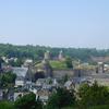 ヨーロッパ屈指のフジェール城の城壁に感動
