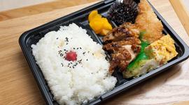 【弁当屋バイト】マニュアル通りの味付・盛付で料理の腕が上達?!