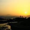 江の島夕景No.87