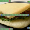 🚩外食日記(633)    宮崎ランチ   「イチパン (Ichi pain)」⑦より、【メロンパン】【タンドリーチキンのパーカーサンド】‼️