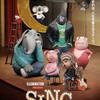 キャラクターと歌の魅力が気持ちイイ!「SING / シング」(2017)