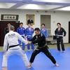 第8回神戸トヨペット護身術セミナー。