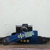 全日本写真連盟様の記念品としてカメラストラップをオーダー製作。